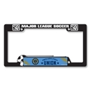 Philadelphia Union Molded License Plate Frame