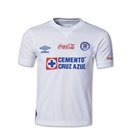 Cruz Azul 13/14 Youth Away Soccer Jersey