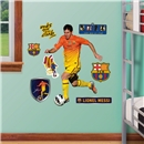 Barcelona Messi Junior Wall Fathead