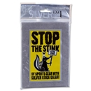 No Stink Zone Silver-Lined Shinguard Pad