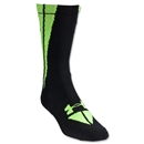 Under Armour Ignite Crew Sock (Black/Yellow)