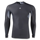 adidas Recovery LS Top (Black)