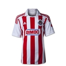 Chivas 12/13 Youth Home Soccer Jersey