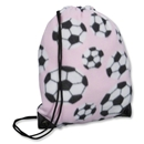 Pink Fleece SackPack