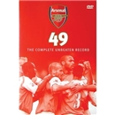 Arsenal 49 Soccer DVD