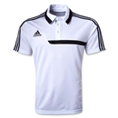 adidas Tiro 13 CL Polo (White)