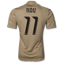 Philadelphia Union 2011 ADU Away Authentic Soccer Jersey
