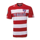 FC Dallas 2011 Home Youth Soccer Jersey
