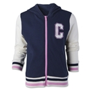 Chelsea Girls Baseball Hoody
