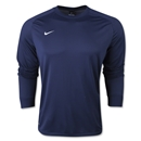 Nike Long Sleeve Park Goalie II Jersey (Navy)