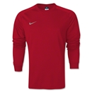 Nike Long Sleeve Park Goalie II Jersey (Red)