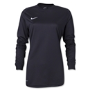 Nike Long Sleeve Women's Park Goalie II (Black)