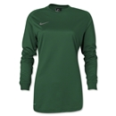 Nike Long Sleeve Women's Park Goalie II (Green)