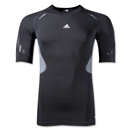 adidas TechFit Prep Top (Blk/Grey)