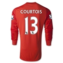 Cheslea 14/15 COURTOIS Goalkeeper Soccer Jersey