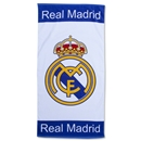 Real Madrid Crest Beach Towel