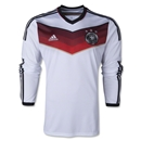 Germany 2014 LS Home Soccer Jersey