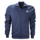 Umbro Taped Track Jacket (Navy/Sky)