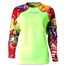 Rinat Hawaii Women's Goalkeeper Jersey (Neon Yellow)