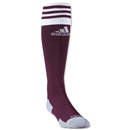 adidas Copa Zone Cushion II Sock (Maroon/Wht)