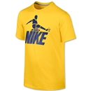 Nike Sliderman Youth T-Shirt (Yellow)