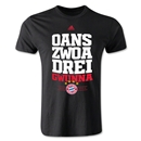 Bayern Munich Treble Winners T-Shirt