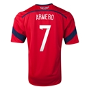 Colombia 2014 ARMERO Away Soccer Jersey