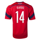 Colombia 2014 IBARBO Away Soccer Jersey