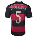 Germany 2014 BECKENBAUER Away Soccer Jersey