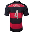Germany 2014 HOWEDES Away Soccer Jersey