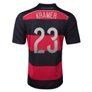 Germany 2014 KRAMER Away Soccer Jersey