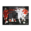 Icons Cristiano Ronaldo Signed Poster
