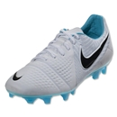 Nike CTR360 Maestri III FG (White/Black/Blue Hero)