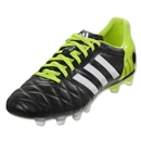 adidas adiPure 11Pro TRX FG miCoach compatible (Black/Running White/Solar Slime)