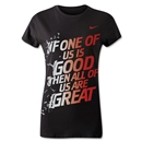 Abby Wambach USWNT Record Breaking Goal T-Shirt
