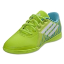 adidas Freefootball SpeedKick Junior Samba Pack (Solar Slime/Running White/Samba Blue)