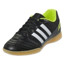 adidas FreeFootball SuperSala Junior Samba Pack (Black/Running White/Solar Slime)