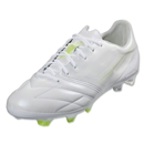 adidas F50 adizero TRX FG miCoach compatible Leather (Running White/Running White/Solar Slime)