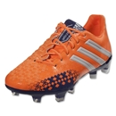 adidas Women's Predator LZ TRX FG (Glow Orange/Running White)