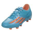 adidas Women's F30 TRX FG (Samba Blue/Glow Orange)