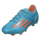 adidas Women's F10 TRX FG (Samba Blue/Glow Orange)