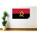 Angola Flag Wall Decal