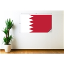 Bahrain Flag Wall Decal