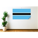 Botswana Flag Wall Decal
