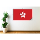 Hong Kong Flag Wall Decal