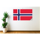 Norway Flag Wall Decal