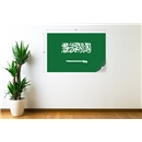 Saudi Arabia Flag Wall Decal