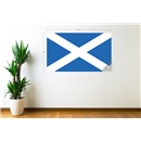 Scotland Flag Wall Decal
