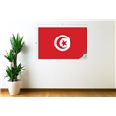 Tunisia Flag Wall Decal