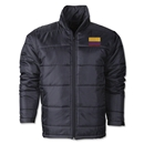 Colombia Flag Polyfill Puffer Jacket